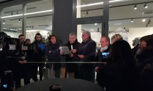 Inaugurazione Showroom CIICAI