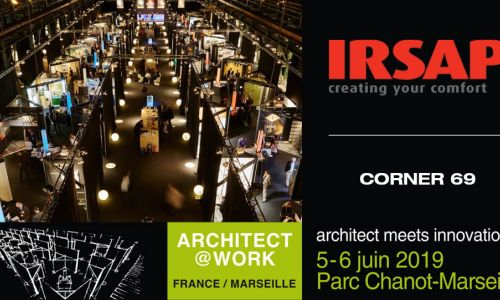 ARCHITECT@WORK MARSEILLE 2019