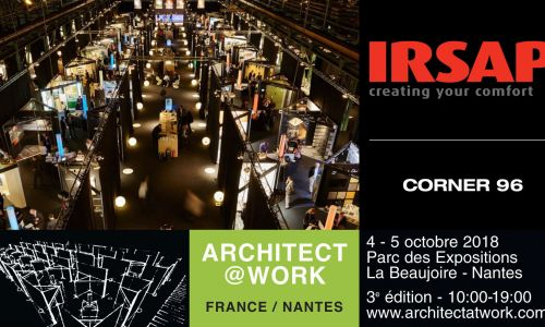 ARCHITECT@WORK NANTES 2018