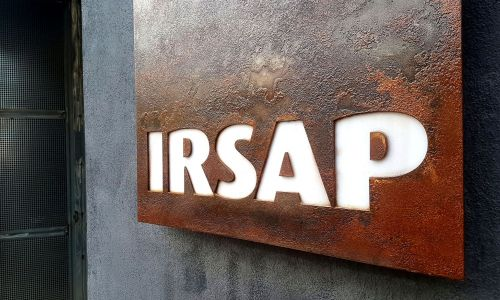 IRSAP OPENS NEW ROME SHOWROOM