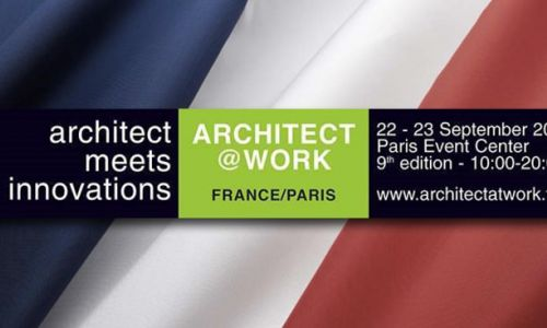Architect@Work - Parigi
