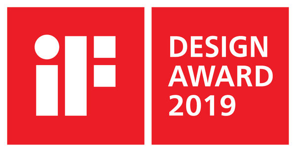 IF Design Award Winner 2019