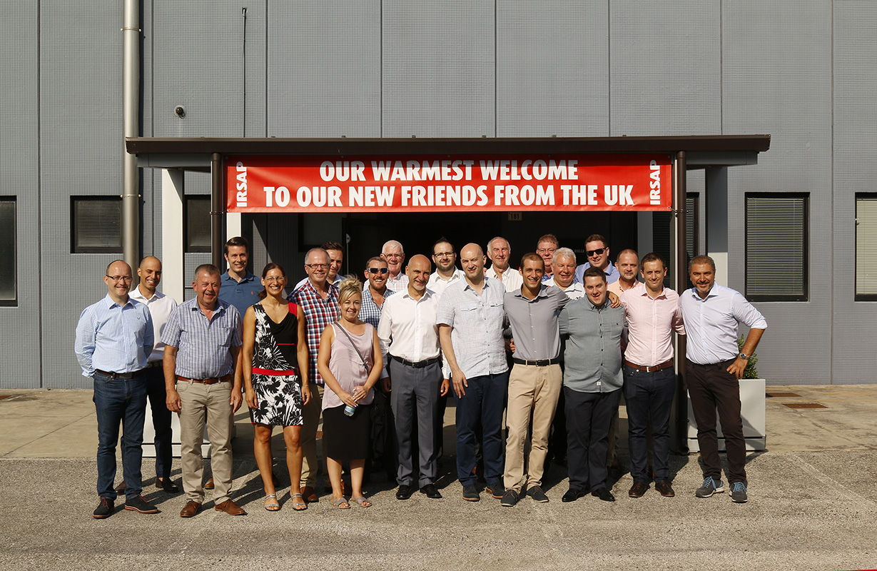 UK Sales Force Meeting