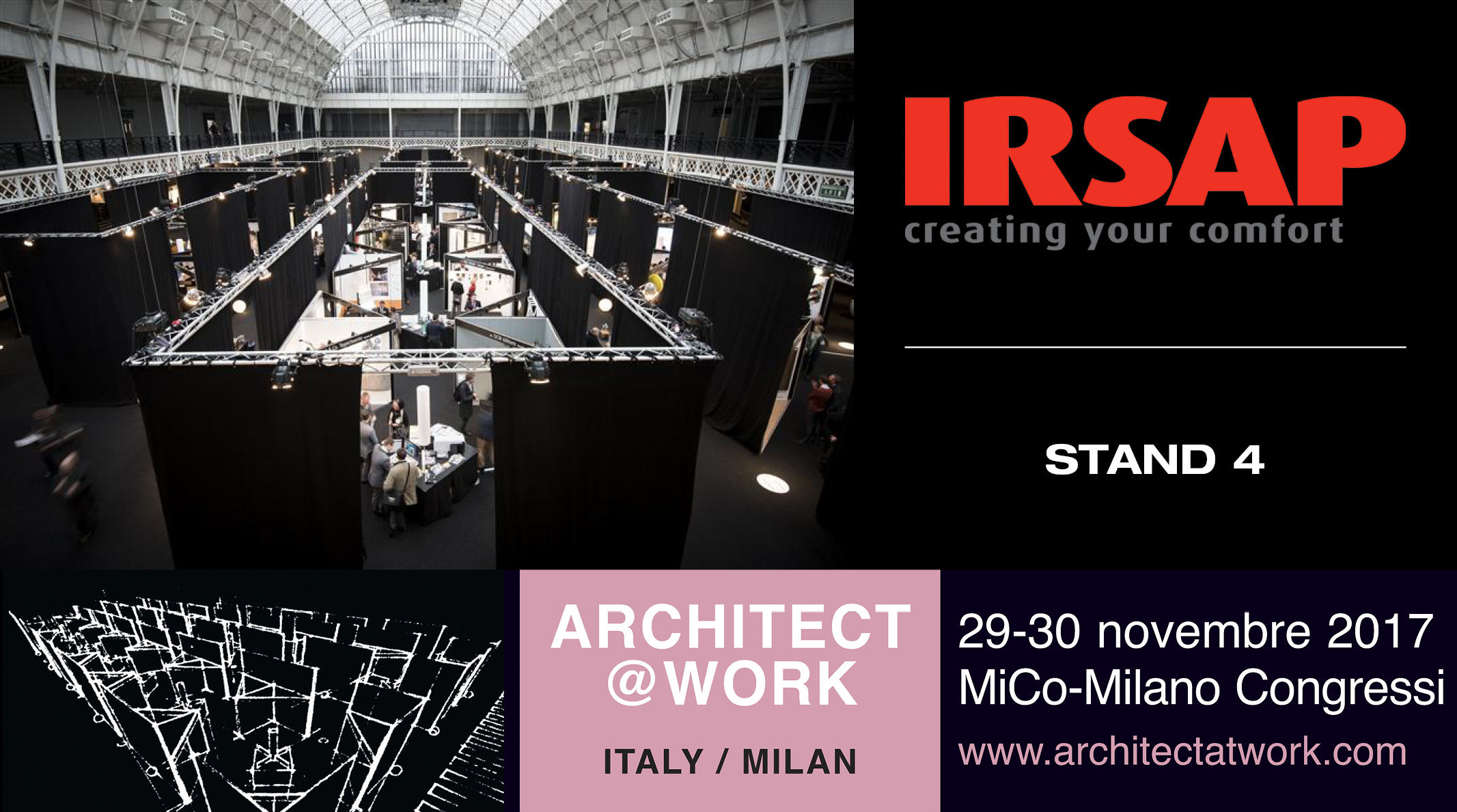 Architect@Work Milano 2017