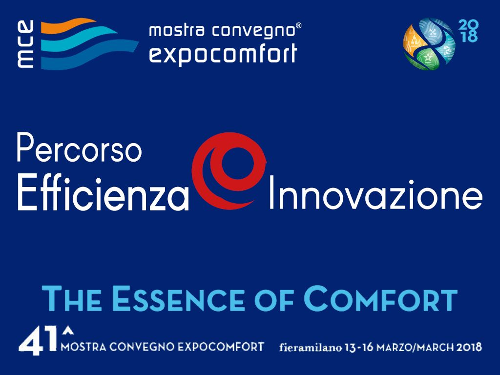 MCE 2018 - NOW selected for the Innovation Efficiency Path