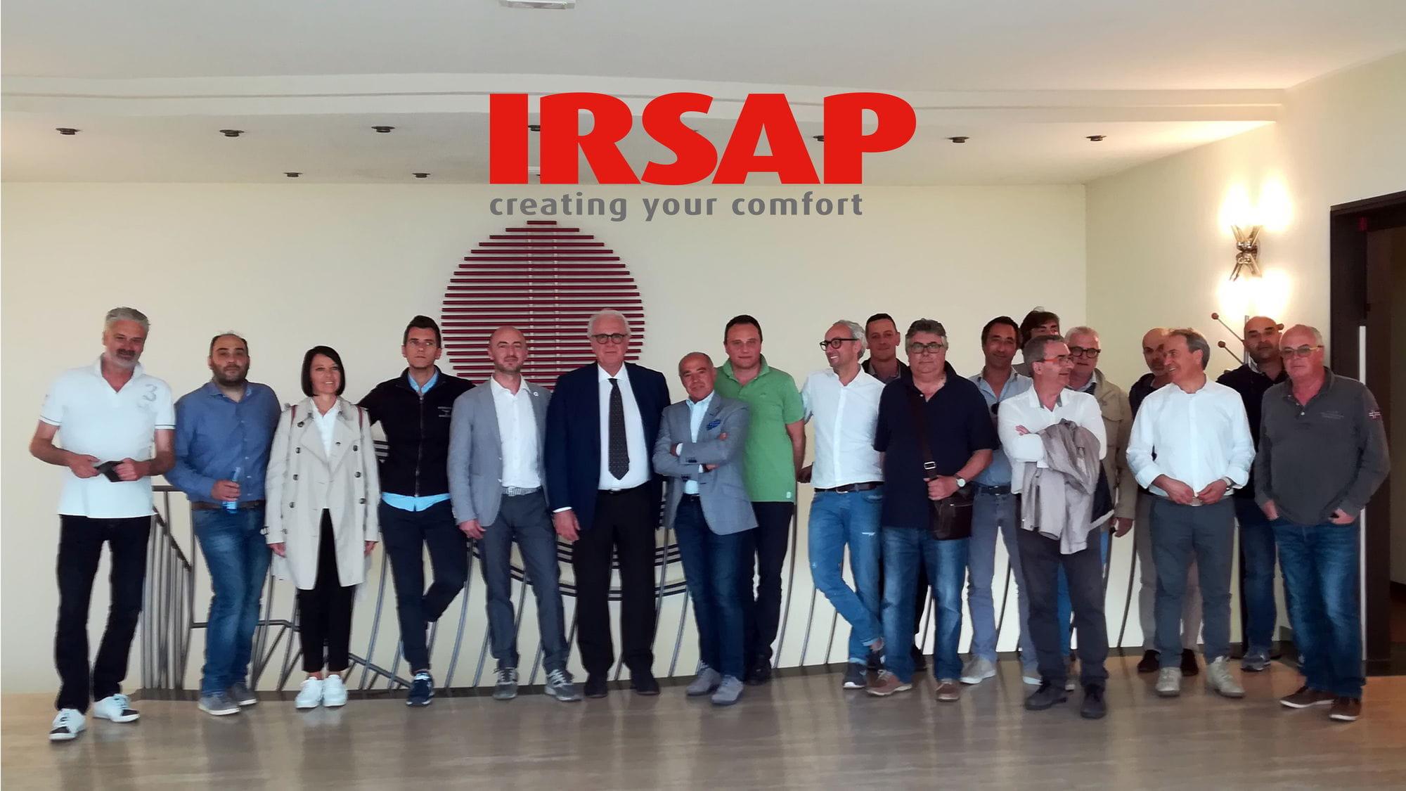 IRSAP S.p.a. - Termoarredo ®, radiatori design, radiatori elettrici ...