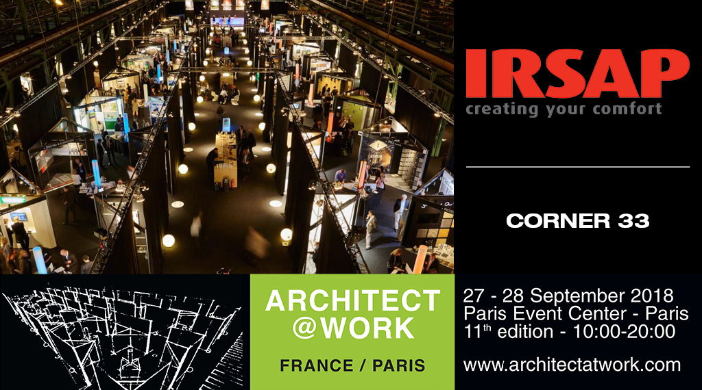 Architect@Work Paris 2018
