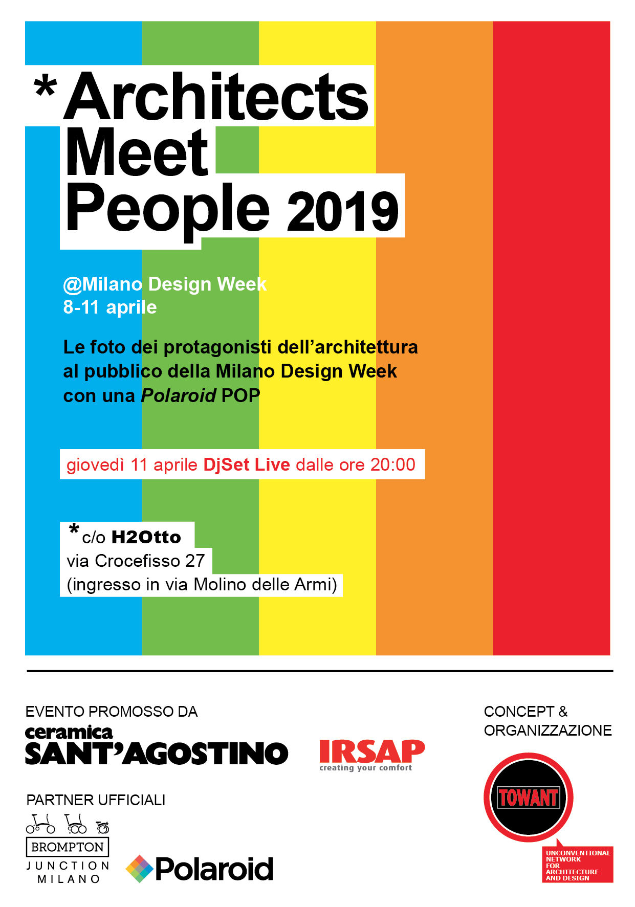 Architects Meet People 2019