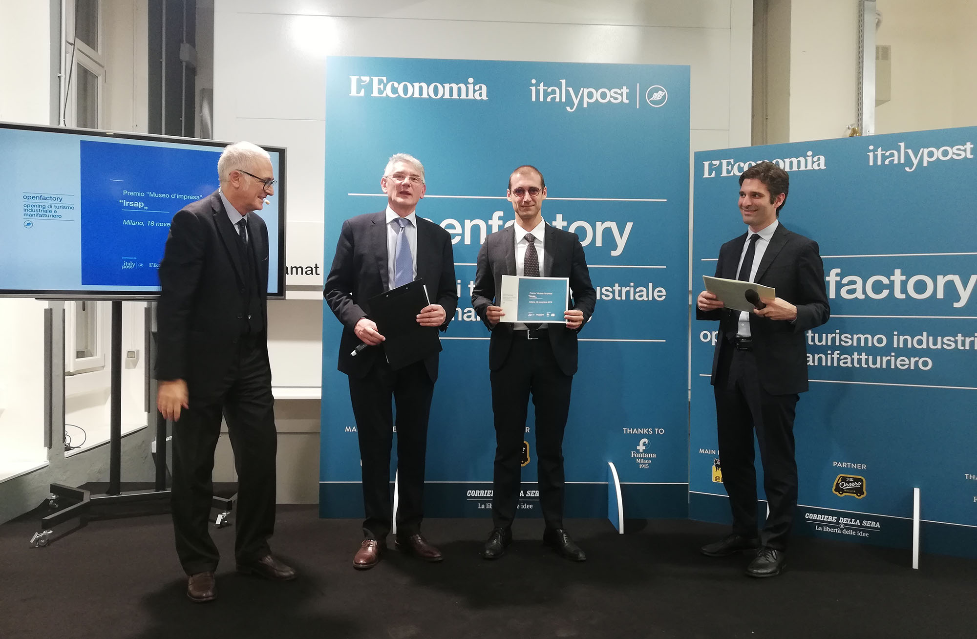 OpenFactory Business Museum Award 2019